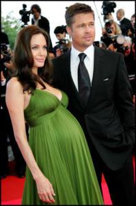 Angelina Jolie, Brad Pitt - Cannes - 15-05-2008 - Brad Pitt e Angelina Jolie in disaccordo su i nomi dei gemelli