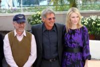 Steven Spielberg, Harrison Ford, Cate Blanchett - Cannes - 18-05-2008 - Spielberg pronto per girare Indiana Jones 5