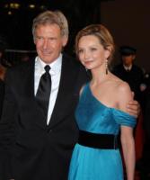 Harrison Ford, Calista Flockhart - Cannes - 21-05-2008 - Gli eroi di film d'azione hanno il cuore tenero: Bruce Wilis si sposa, Harris Ford si fidanza