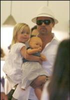 Shiloh Jolie Pitt, Brad Pitt - Cannes - 19-05-2008 - Buon compleanno a Shiloh, la figlia dei Brangelina