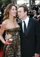 Tamara Mellon, Christian Slater - Cannes - 18-05-2008 - Christian Slater nella versione televisiva del film True Lies