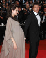 Angelina Jolie, Brad Pitt - Cannes - 21-05-2008 - I gemellini Jolie-Pitt valgono 20 milioni, nessuno come loro