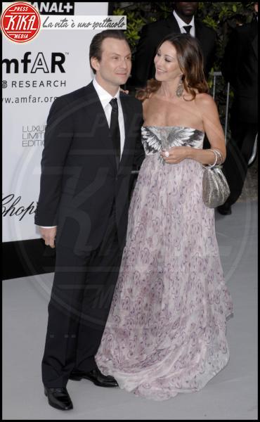 Tamara Mellon, Christian Slater - Mougins - 22-05-2008 - Christian Slater nella versione televisiva del film True Lies