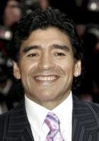 """Diego Maradona - Cannes - 21-05-2008 - """"Messi""""    male     con     il      fisco"""