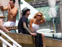 Tommy Lee, Pamela Anderson - Malibu - 26-05-2008 - Non c'è due senza tre... star dal SI' facile