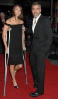 Sarah Larson, George Clooney - New York - 24-09-2007 - George Clooney ha lasciato Sarah Larson