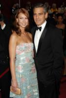 Sarah Larson, George Clooney - Hollywood - 28-02-2008 - George Clooney ha lasciato Sarah Larson