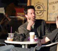 Keanu Reeves - West Hollywood - 19-12-2004 - Keanu Reeves dà l'Ultimatum alla terra