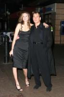 Tamsin Eggerton, Patrick Swayze - Londra - 28-11-2005 - Patrick Swayze tornera' in televisione