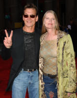 moglie, Patrick Swayze - Hollywood - 04-05-2006 - Patrick Swayze ricoverato d'urgenza per una polmonite