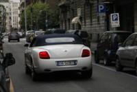 Costantino Vitagliano, Linda Santaguida - Milano - 29-05-2008 - Ultime immagini serene di Costantino Vitagliano prima del furto della sua amata Bentley