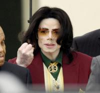 Michael Jackson - Santa Maria - 17-03-2005 - I Jackson Five tornano a suonare insieme