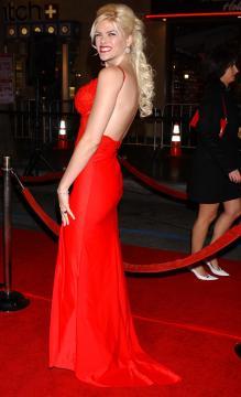 Anna Nicole Smith - Hollywood - 14-02-2005 - Il giudice ordina l'esame del DNA per la figlia di Anne Nicole Smith