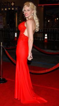 Anna Nicole Smith - Hollywood - 14-02-2005 - Inchiesta sulla morte del figlio di Anna Nicole Smith