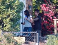 Jennifer Aniston - Malibu - 03-06-2008 - Jennifer Aniston vola a Londra dal suo fidanzato John Mayer
