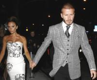 David, Victoria Beckham - Santa Monica - 20-04-2008 - David Beckham regala un vigneto a Victoria