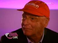 Niki Lauda - Natascha Kampusch dopo la prigionia debutta in Tv