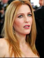 Gillian Anderson - Cannes - 14-05-2008 - Cinema: Gillian Anderson diventa Martha Gellhorn sul grande schermo