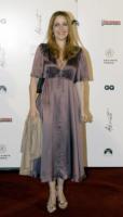 Gillian Anderson - Cannes - 15-05-2008 - Gillian Anderson annuncia la sua terza gravidanza