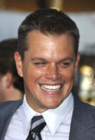 Matt Damon - Hollywood - 15-11-2007 - Clooney, Pitt, Damon e Cheadle raccolgono fondi per il Myanmar