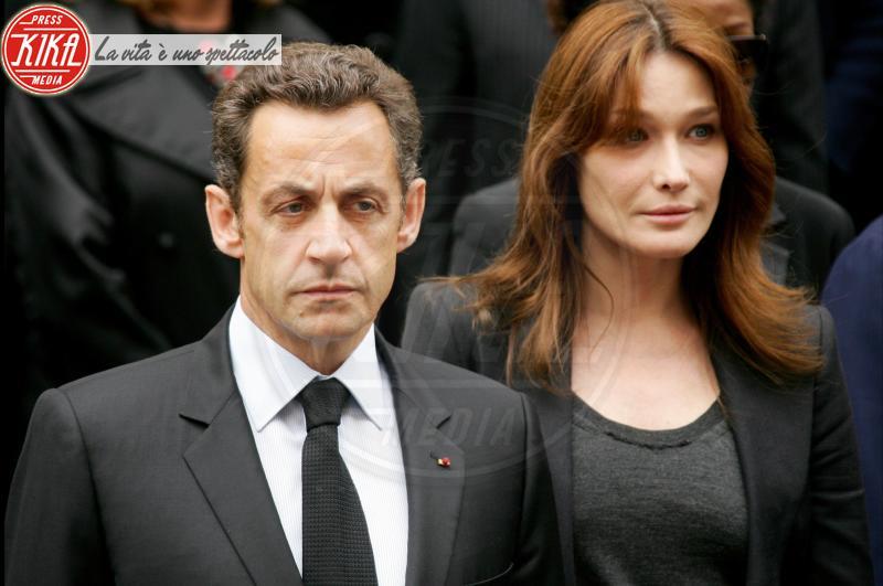Nicolas Sarkozy, Carla Bruni - Parigi - 06-06-2008 - Presto una fiction sulla love story tra il Presidente Sarkozy e Carla Bruni