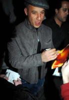 Vin Diesel - Los Angeles - 10-01-2008 - Vin Diesel e' diventato papa'