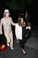 Lisa Marie Presley - New York - 08-06-2008 - Lisa Marie Presley incinta di due gemelli