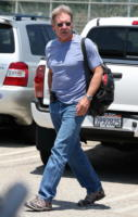 Harrison Ford - Brentwood - 06-06-2008 - Indiana Jones diventera' un esperto di genetica