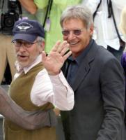 Steven Spielberg, Harrison Ford - Cannes - 18-05-2008 - Indiana Jones diventera' un esperto di genetica