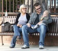 Tori Spelling - Los Angeles - Tori Spelling e' mamma per la seconda volta