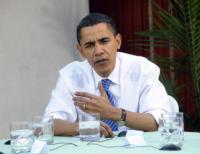 Barack Obama - Van Nuys - 16-01-2008 - Scarlett Johannson e la corrispondenza con Barack Obama