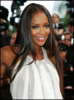 CHRISTOPHE ROCANCOURT, Naomi Campbell - Cannes - 22-05-2008 - Naomi Campbell nuova icona di YSL