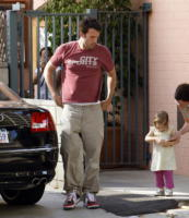 Ben Affleck - Santa Monica - Ben Affleck regista, sceneggiatore e interprete del film The Town