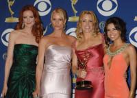 Felicity Huffman, Marcia Cross, Nicollette Sheridan, Eva Longoria - Los Angeles - 19-09-2005 - Marcia Cross passa al cinema indipendente
