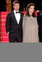 """Angelina Jolie, Brad Pitt - Cannes - 21-05-2008 - Angelina Jolie: """"Che bello rotolarsi a terra con Brad Pitt"""""""