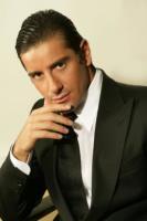 Francesco Coco - Roma - 19-06-2008 - Francesco Coco ripreso in tribunale: aveva la camicia troppo sbottonata