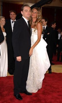 Gisele Bundchen, Leonardo DiCaprio - Hollywood - 27-02-2005 - Kelly Rohrbach: un'altra bionda per Leonardo DiCaprio