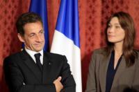Nicolas Sarkozy, Carla Bruni - Parigi - 06-07-2008 - Presto una fiction sulla love story tra il Presidente Sarkozy e Carla Bruni