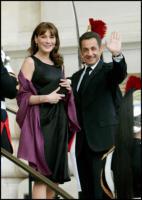 Nicolas Sarkozy, Carla Bruni - Parigi - 14-07-2008 - Presto una fiction sulla love story tra il Presidente Sarkozy e Carla Bruni