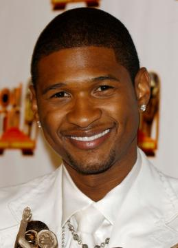Usher - Hollywood - 28-02-2005 - Usher e Fergie nel film su James Brown