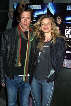 Kevin Bacon, Kyra Sedgwick - New York - 16-03-2005 - Tremors, nuova serie tv in arrivo. Ci sarà anche Kevin Bacon