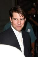 Tom Cruise - New York - 19-09-2008 - Tom Cruise si pente pubblicamente