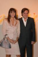 Fabio Caressa, Benedetta Parodi - Prato - 24-09-2008 - Benedetta Parodi e Fabio Caressa,