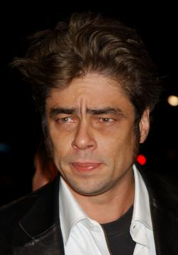 "Benicio Del Toro - Westwood - Benicio Del Toro sara' protagonista in ""Things We Lost in The Fire"""