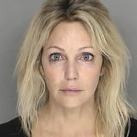 Heather Locklear - Heather Locklear finisce in manette per DUI