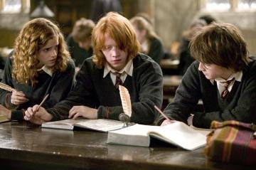 Harry Potter - il calice di Fuoco - Harry Potter 70 anni prima: JK Rowling torna a scrivere
