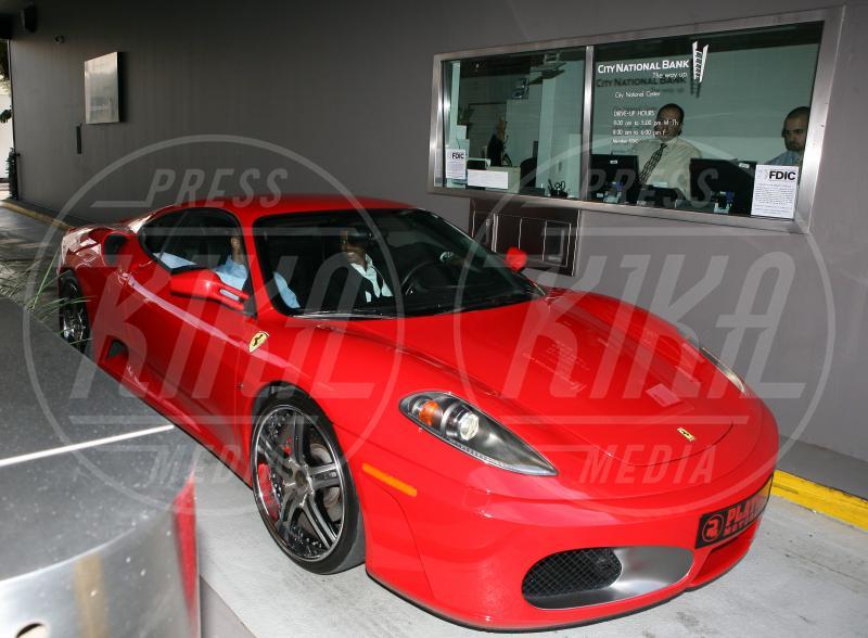 Nick Cannon - Hollywood - 05-10-2008 - A Hollywood sono tutti matti per la Ferrari