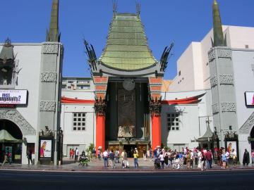 Chinese Theatre - Los Angeles - I cinema americani chiedono trailer più corti