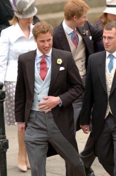 Windsor - Carlo e Camilla finalmente sposi!