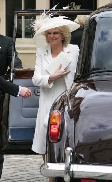 Camilla - Windsor - 09-04-2005 - Carlo e Camilla finalmente sposi!